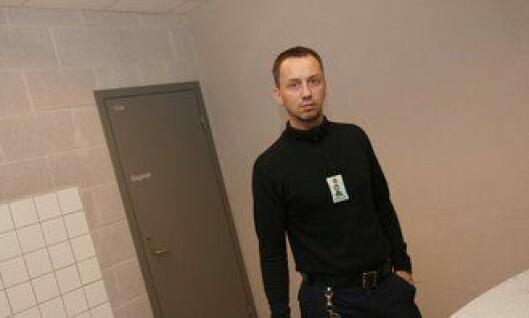 Vegard Monsvoll, leder i PFs sivilutvalg.