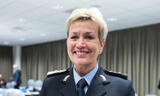 Kirsten Lindeberg, politimester i Agder politidistrikt, svarer i et brev på hvorfor de ikke meldte den alvorlige skaden til Arbeidstilsynet.