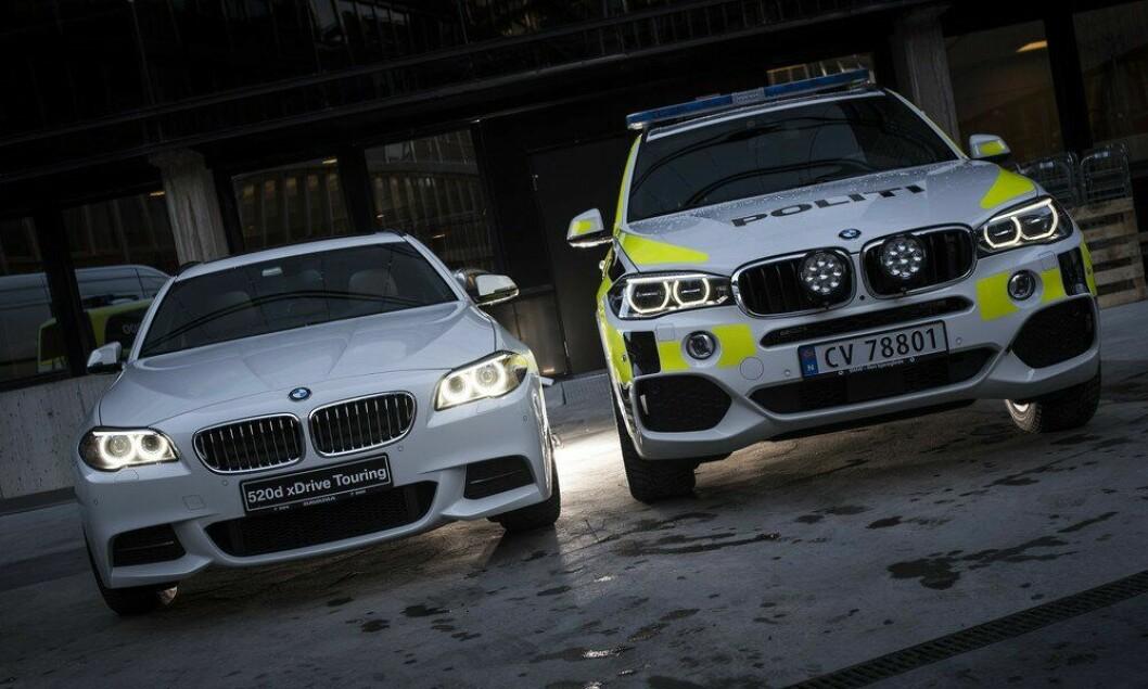 To av de mest leste: BMW 520d og BMW X5 er blant flere kjøretøy som har fått leserne til å sperre opp øynene i 2015.
