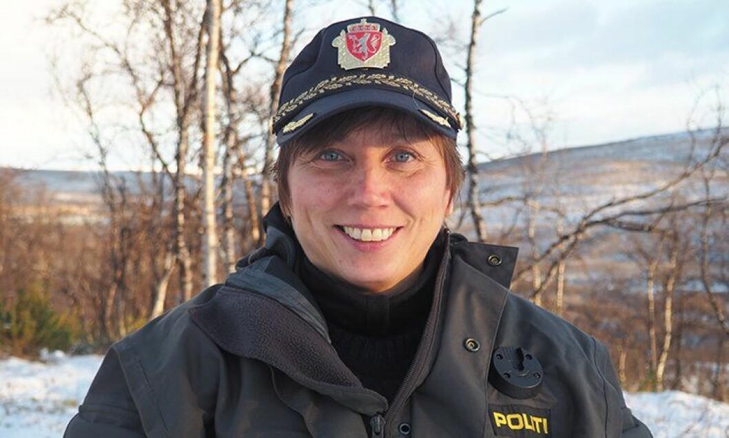 Britt Elin Hætta Isaksen er skuffet over det hun oppfatter som mannssjåvinisme i hennes eget yrke.
