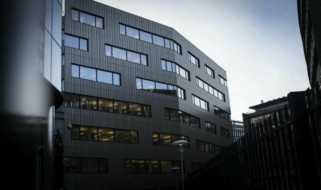 På Majorstuen i Oslo holder både POD og PIT til. De brukte rekordsummer på konsultenttjenester i fjor.