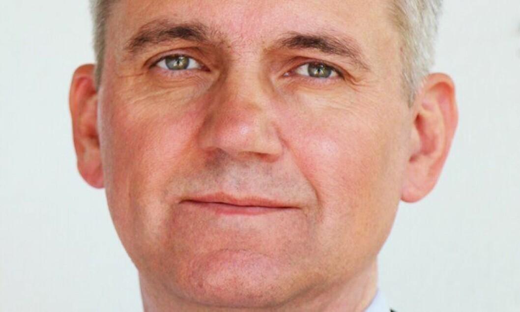 Espen Erdal, sjef for Cold case-gruppen i Kripos.