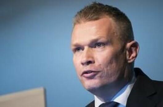 Erlend Bjørnestad, leder i PF Sør-Vest.