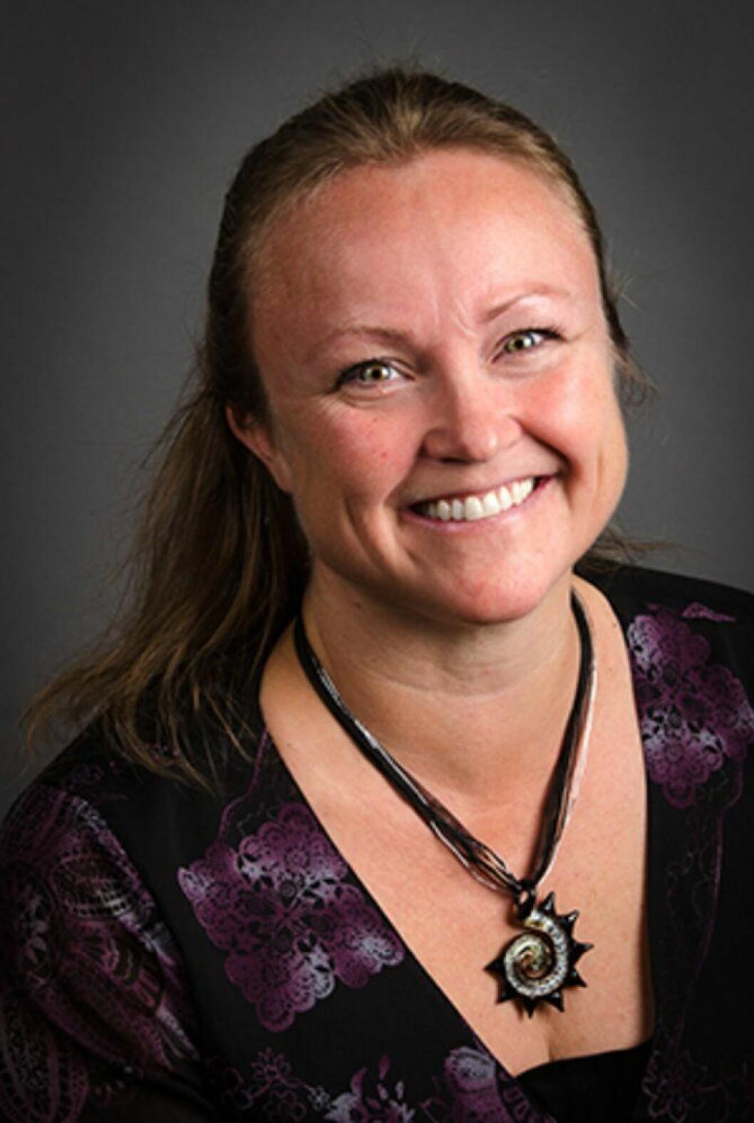 Anette Carnarius Elseth (Frp) har vært varaordfører i Sørum kommune siden valget høsten 2015.