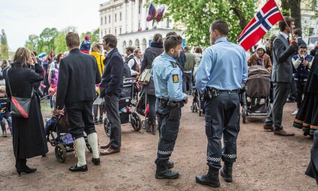 Politiet har stor tillit i det norske folk, og det er viktig, skriver Rune Glomseth.