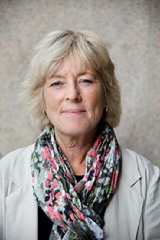 Liv Finstad, professor.