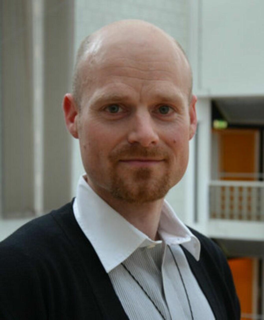Gisle Pedersen, hovedverneombud i Oslo.