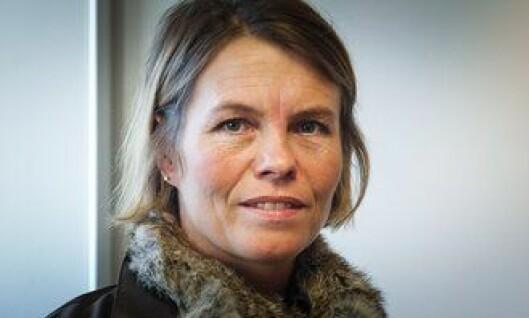 Marit Fostervold var inne til intervju for stillingen som beredskapsdirektør, men trakk seg etter en telefonsamtale med HR-direktør Karin Aslaksen.