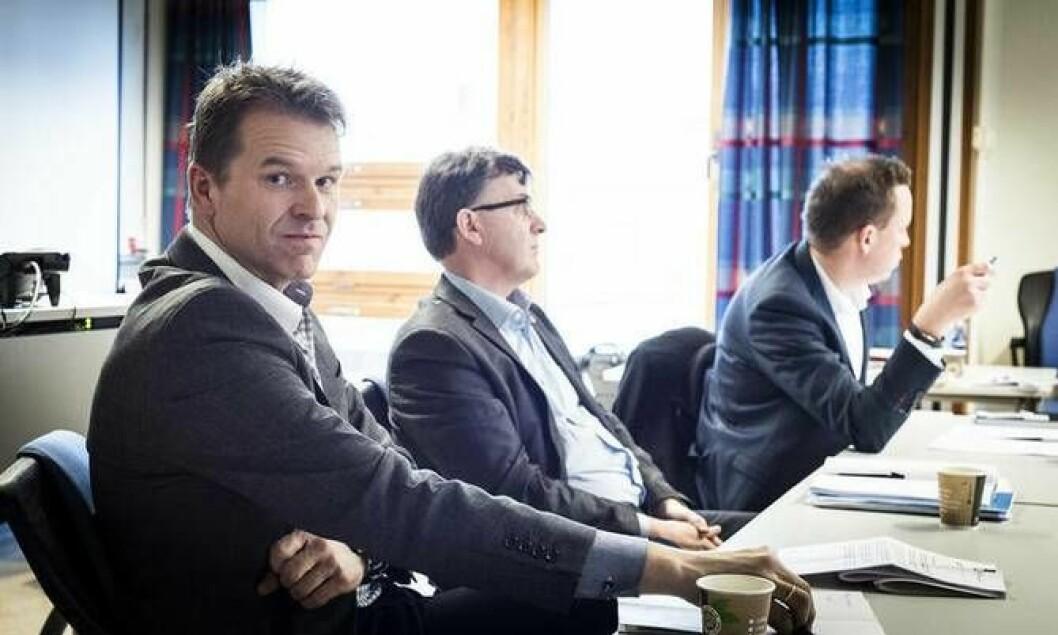 PF-leder Sigve Bolstad er ikke fornøyd med håndteringen ennå.