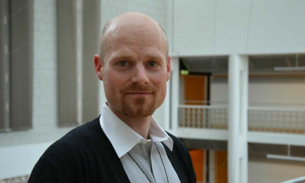 Gisle Pedersen, hovedverneombud i Oslo politidistrikt.