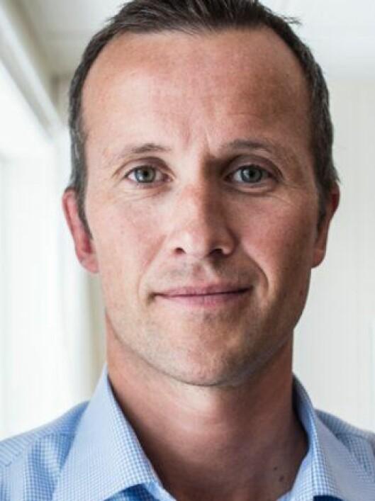 Frede Hermansen, avdelingsdirektør i Politidirektoratet.