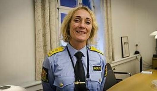 PHS-rektor Nina Skarpenes.