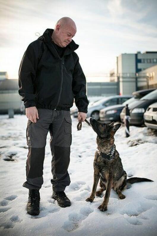 Kai Iversen og Trixxi forlater politiet, men skal fortsette å jobbe sammen i Iversens nyopprettede firma.