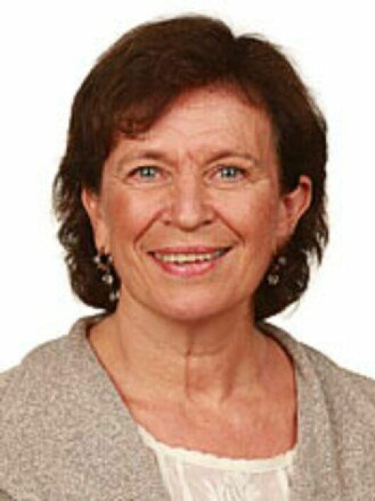 Bente Stein Mathiesen i Høyre.