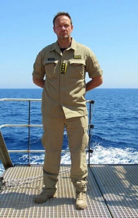 Styrkesjef Tore Barstad på Siem Pilot