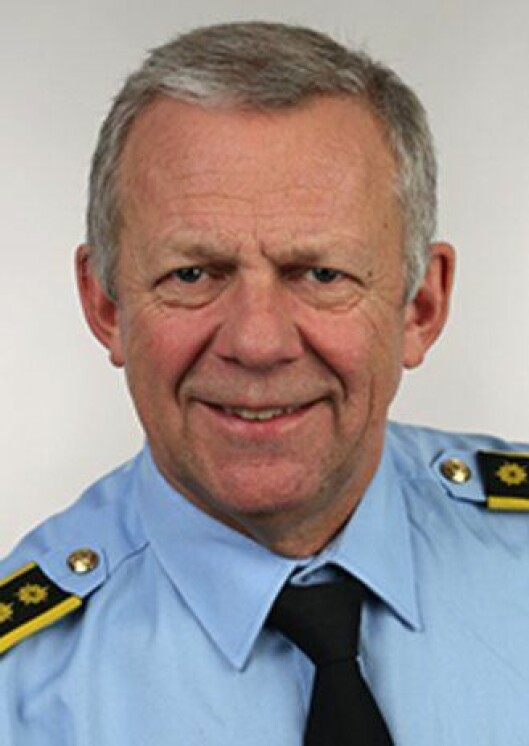 Jan Morgan Guttormsen i POD.