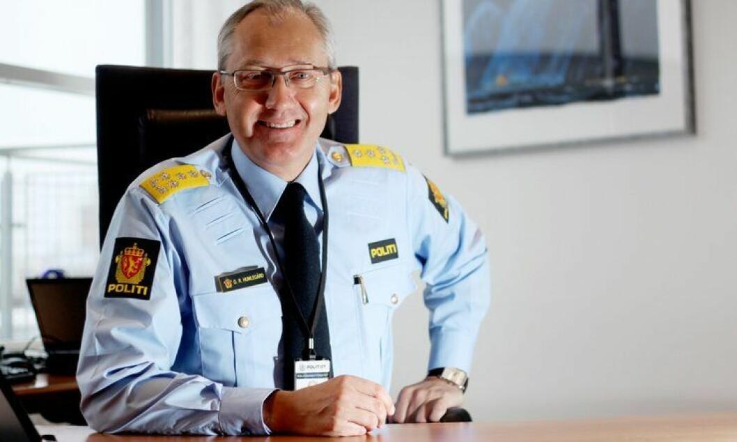 Odd Reidar Humlegård er blant de best betalte direktørene i norske direktorater, selv om direktoratet han leder er mindre enn andre.