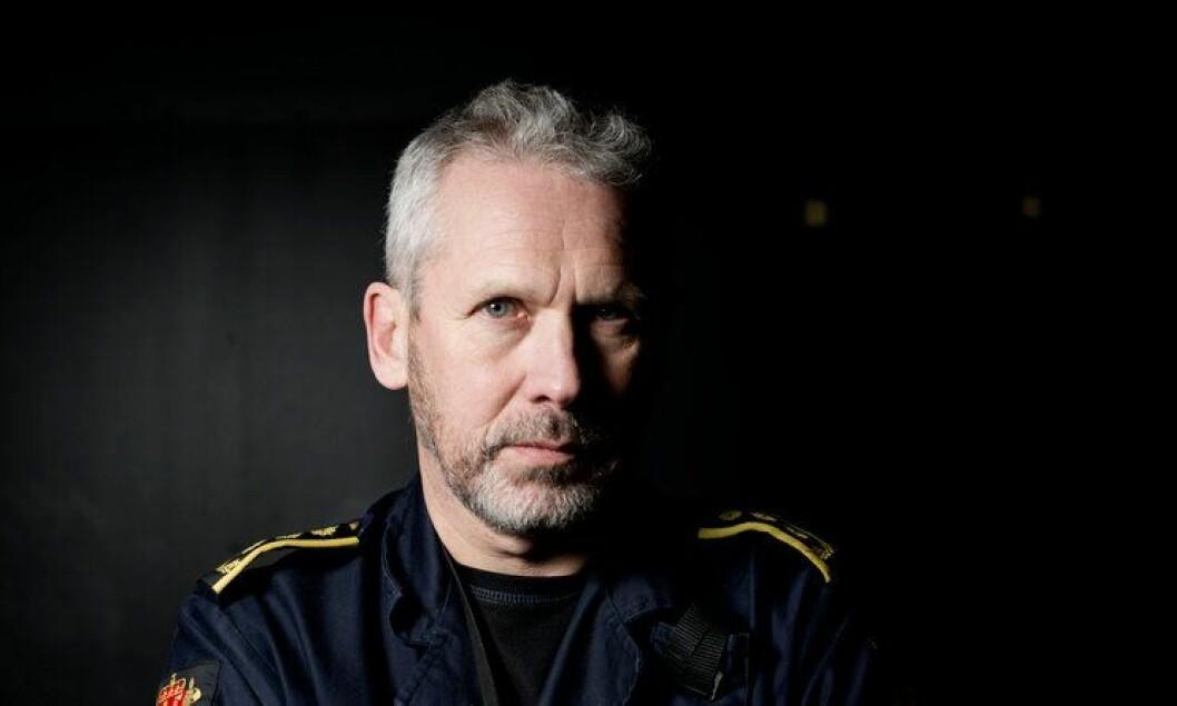 Anders Snortheimsmoen er en av sju som skal vurdere politiets bevæpning.