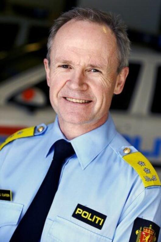 Arne Jørgen Olafsen, tidligere politimester i Follo politidistrikt, skal sitte i utvalget.