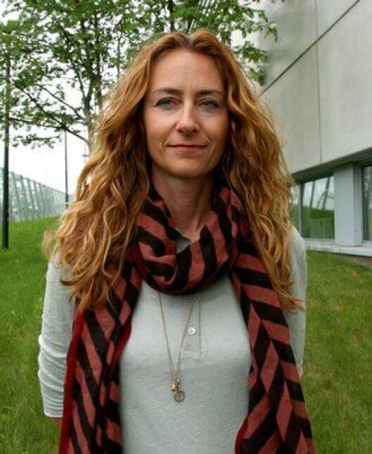 BILFRI: Lokallagsleder Kristin Aga i Oslo politiforening sier det neppe vil bli kjøpt inn nye biler i Oslo politidistrikt i år.