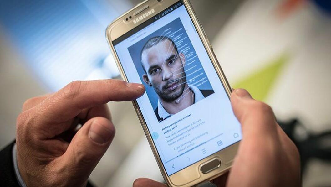 Nasjonalt ID-senters veiledere er tilpasset nettbrett og mobil for å gjøre de mer tilgjengelige i tjenesten.