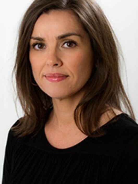 Linda Hoel, forfatter av fagartikkelen.