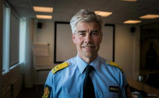 FORFATTEREN: Atle Roll-Matthiesen, fungerende leder for politifag i Politidirektoratet.
