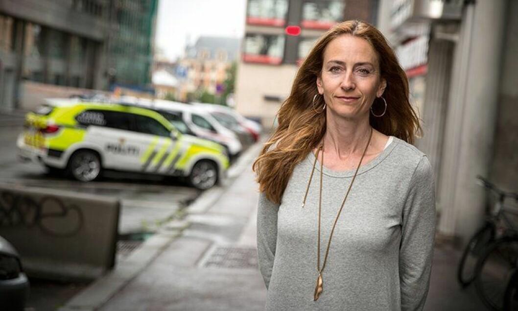 """FEIL FOKUS: Lokallagsleder i Oslo, Kristin Aga mener det er viktig å snu hver stein for å rydde opp, men understreker at man må ta én ting av gangen.<span style=""""color: #c5c5c5; font-size: 1.4rem;"""">Foto:Erik Inderhaug</span>"""