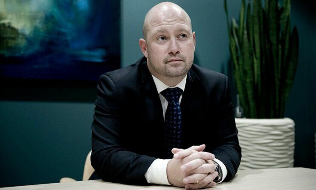 Justis- og beredskapsminister Anders Anundsen kan være på vei ut av stillingen, melder NTB.