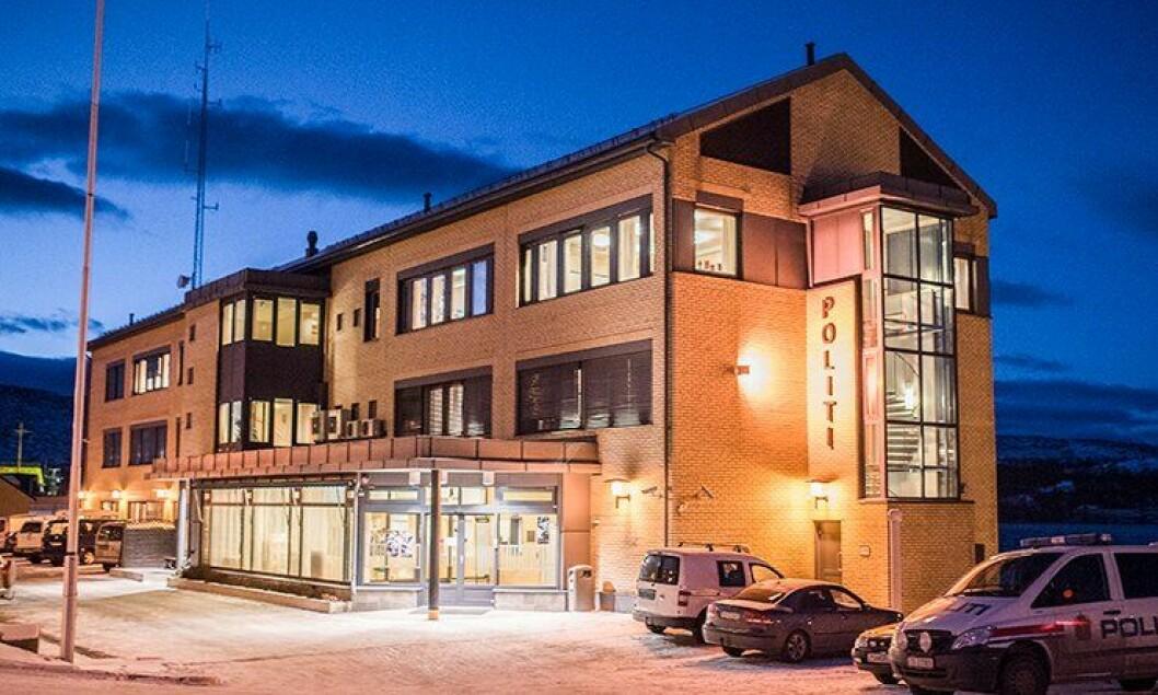 På politihuset i Kirkenes ønsker politimesteren å få plass til 110-sentralen i for Finnmark. DSB vurderer å legge den til Tromsø.