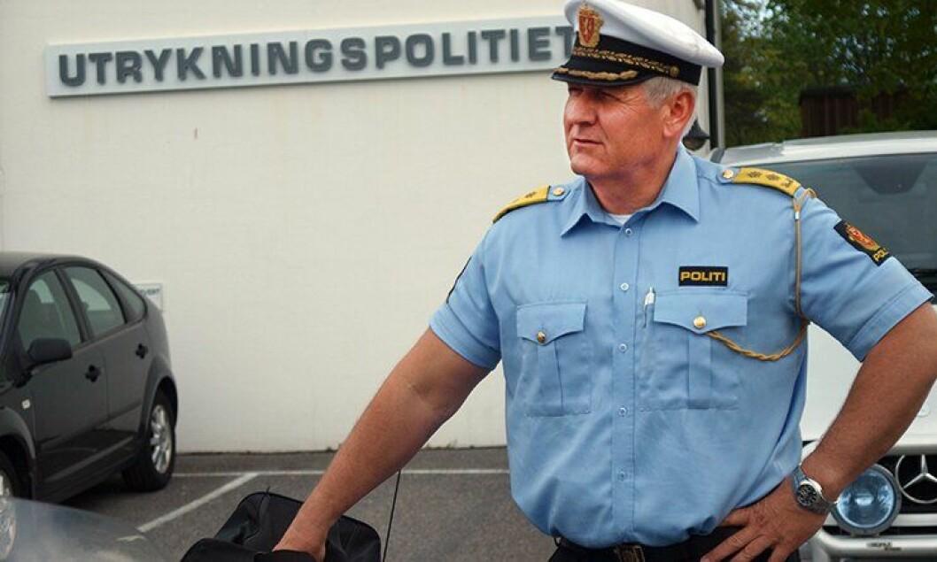 Runar Karlsen, som i dag er UP-sjef, vil fortsette å være UP-sjef.