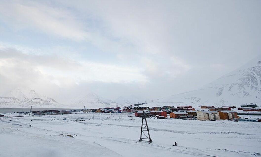 Betjenter i Longyearbyen på Svalbard får videreført dagens ATB-avtale.