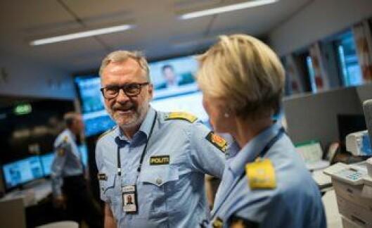 Politimester i Oslo, Hans Sverre Sjøvold, mener dagens organisering av blant annet Delta er gunstig.