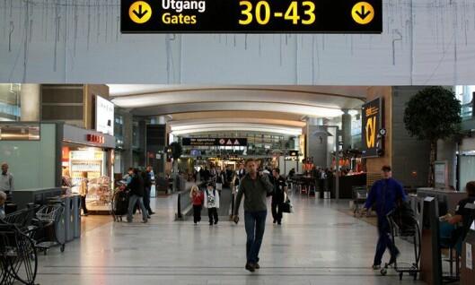 Snart er Oslo lufthavn utvidet, og det medfører også bedre kapasitet for politiets ID-kontroll.