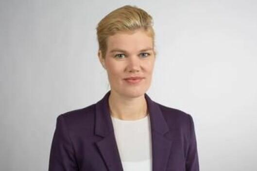 Ida Dahl Nilssen i Kripos.