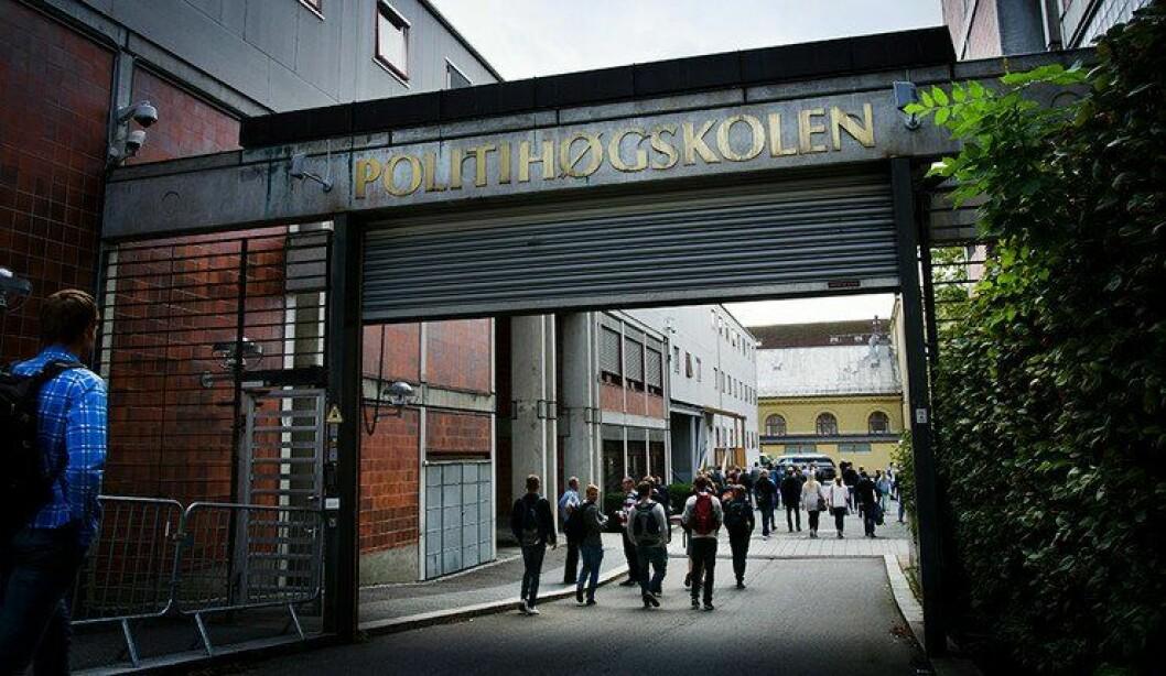 Kan bli historie: PHS på Majorstua i Oslo.