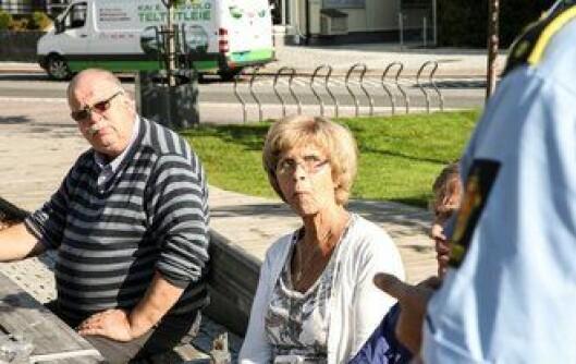 Lillian Hansen som sitter i kommunestyret for Arbeiderpartiet vil helst se at lensmannskontoret blir værende.