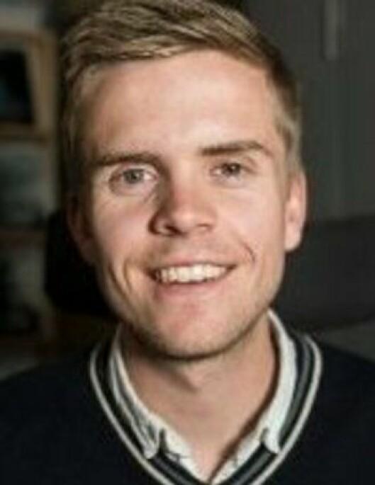 Torkjell Trædal, journalist.
