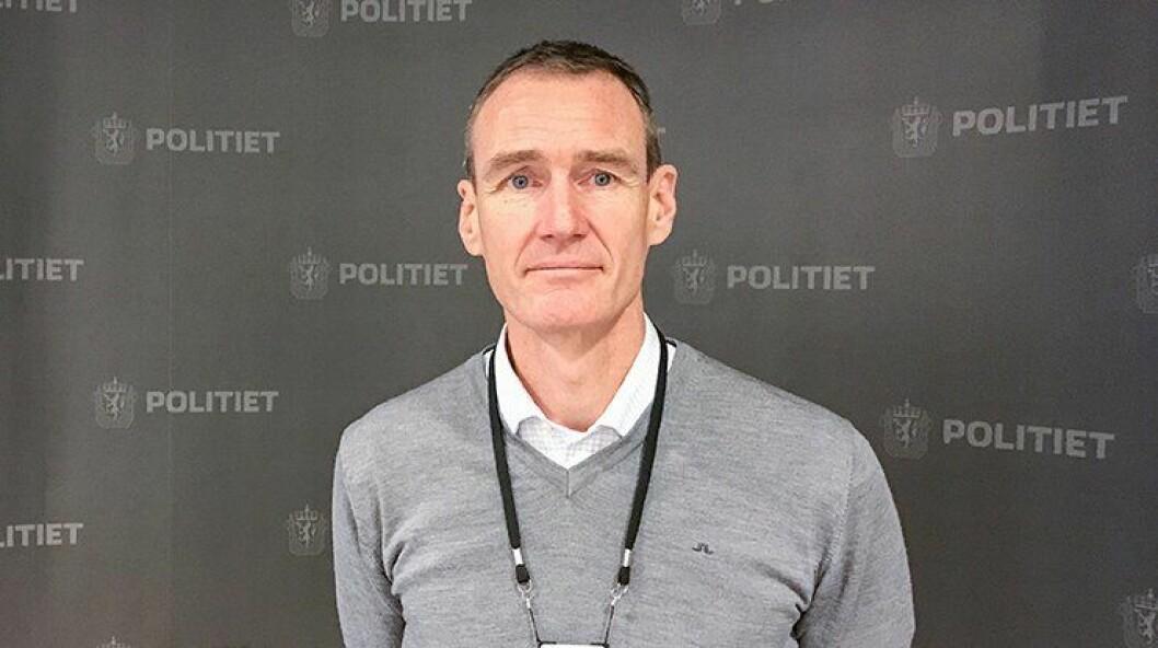 Wilfred Østgulen er fungerende IKT-direktør i Politidirektoratet. Han håper at BL vil være mer stabilt fremover, enn det har vært siste tiden.