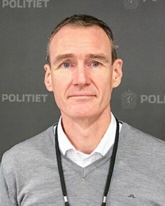 Wilfred Østgulen, fungerende IKT-direktør i Politidirektoratet.