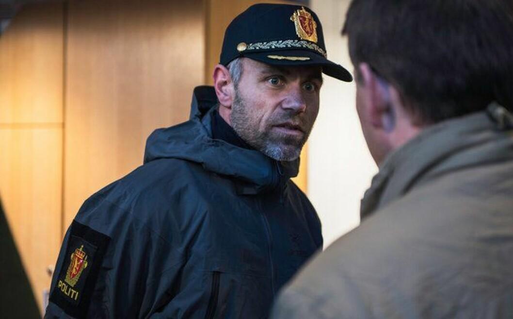 Delta-sjef Helge Mehus er glad for at politidirektøren og Forsvaret synes å støtte hans syn.