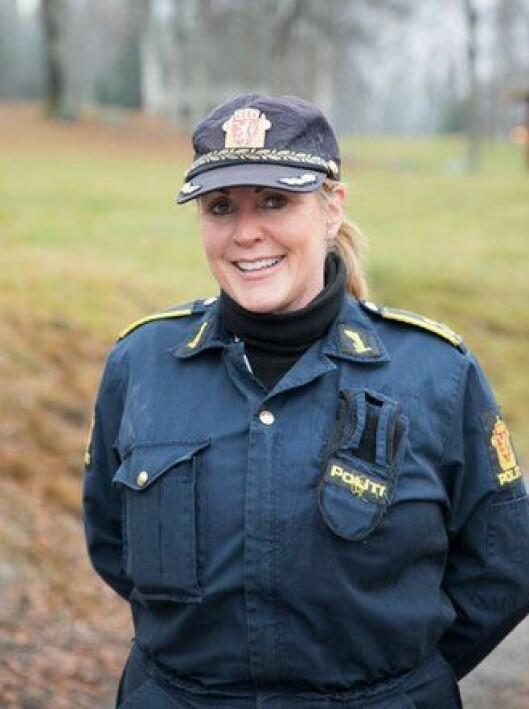 Ingrid Eidstumo er fagkoordinator for hundetjenesten.