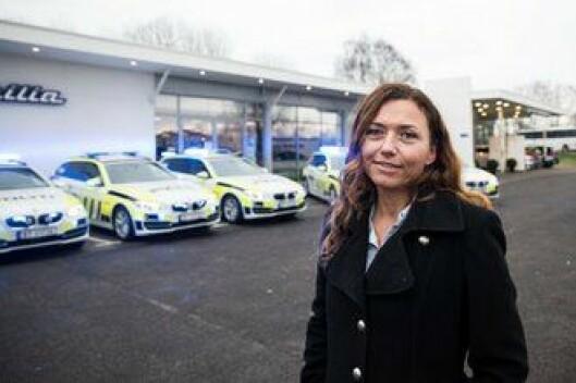 Tonje Jansen i Politiets Fellestjenester.