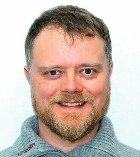 Eldar Meling, hovedverneombud i Oslo politidistrikt og kronikkforfatter.