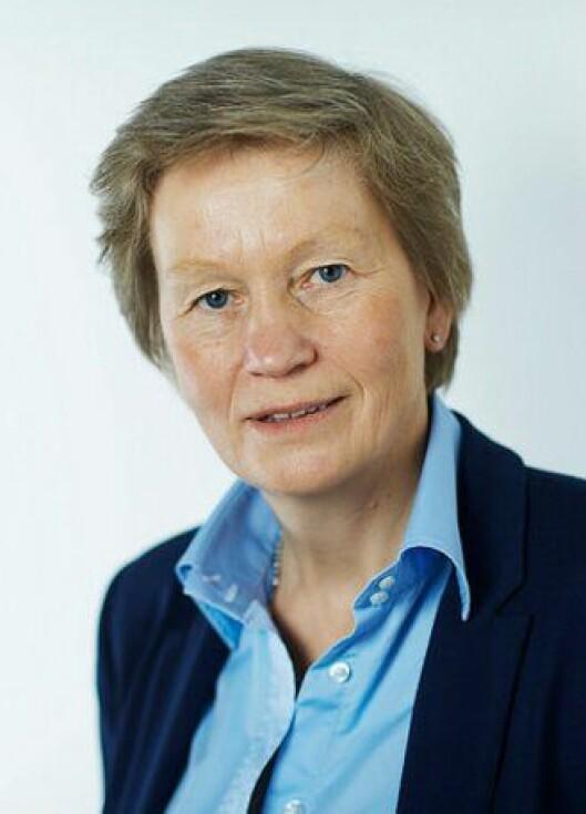 Karina Kaupang, regiondirektør i Mattilsynet.