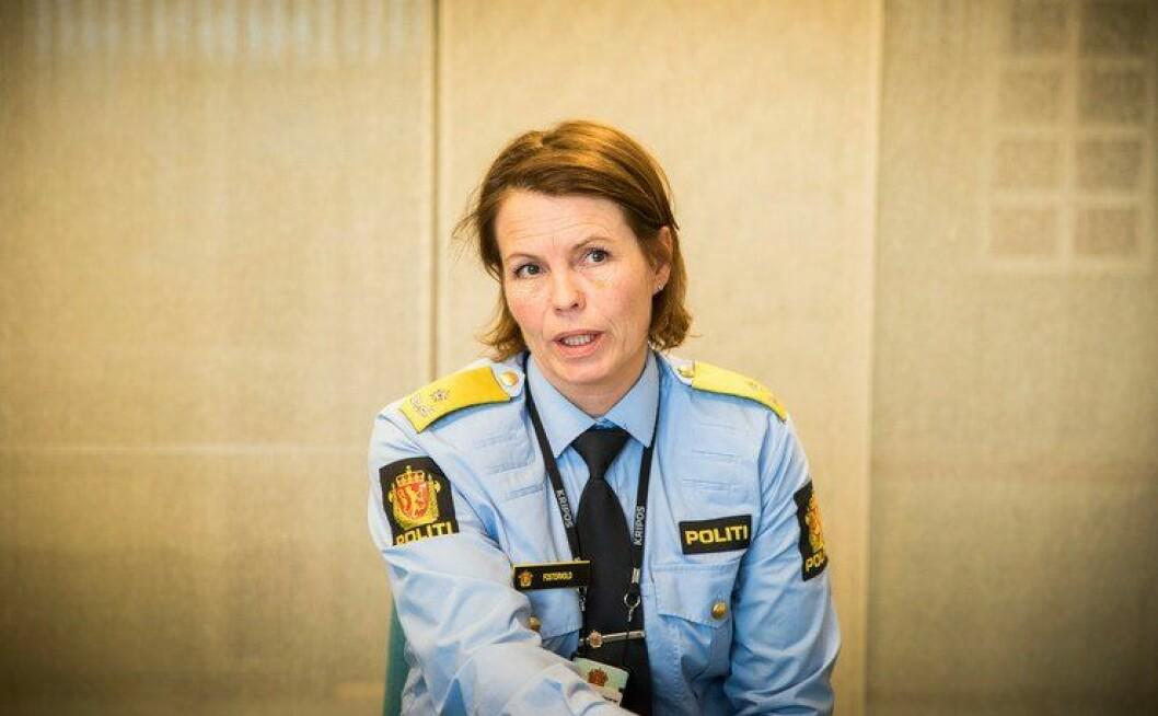 Marit Fostervold fortsetter som visepolitimester i Trøndelag.