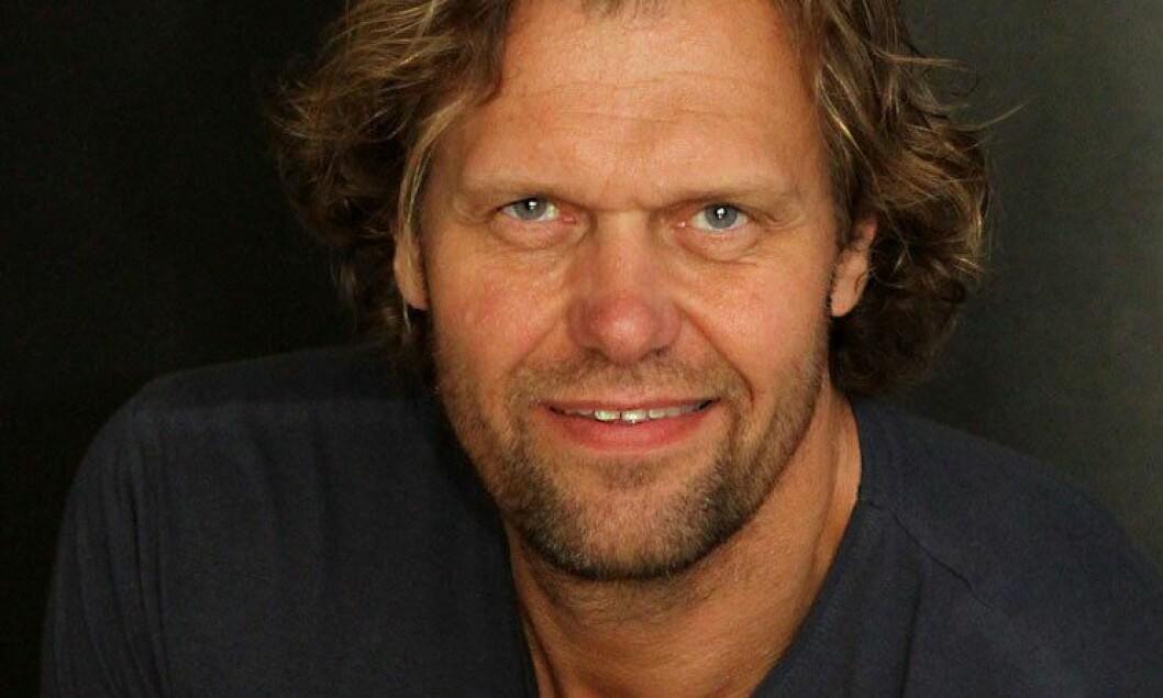 Lars Holmen, leder i Norsk narkotikapolitiforening