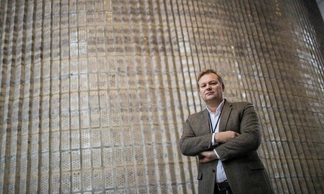 Ivar Fahsing har skrevet doktorgrad om etterforskning. Der ser han på forhold ingen har gjort før.