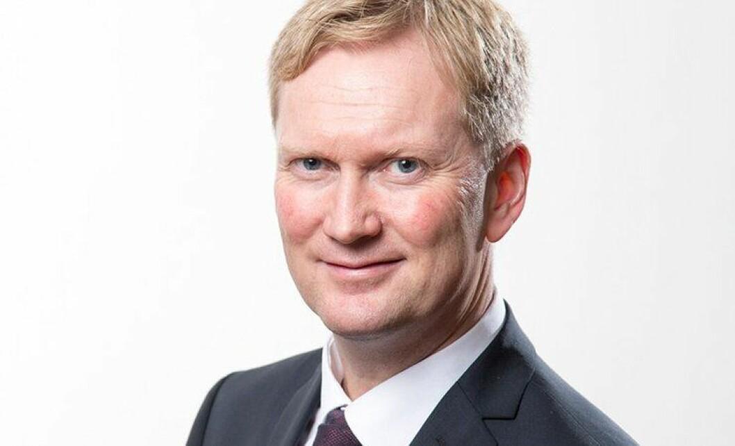 Harald Schjelderup, byrådsleder i Bergen, reagerer kraftig på budsjettsituasjonen i Vest.