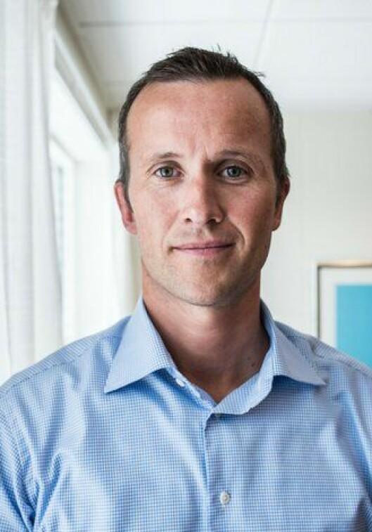Frede Hermansen, sjef for strategi, økonomi og virksomhetsstyring i POD.